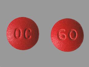 Oxycodone 60mg
